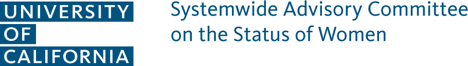 Systemwide Advisory Committee on the Status of Women